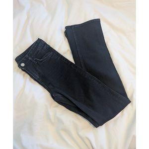 🌼 H&M Black Bootcut Jeans